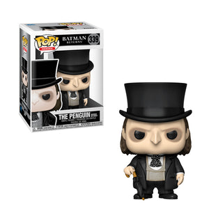 PRE-ORDER - POP! Heroes: 339 Batman Returns, Penguin