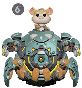 POP! Games: Overwatch, Wrecking Ball 6""