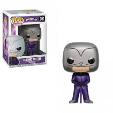 POP! Animation: 361 Miraculous, Hawk Moth (MT)