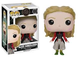 POP! Disney: 180 Alice Through the Looking Glass, Alice