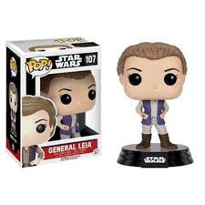 POP! SW: 107 Star Wars Force Awakens, General Leia