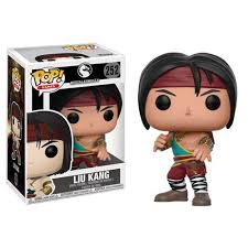 POP! Games: 252 Mortal Kombat, Liu Kang