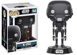 POP! SW: 146 Star Wars Rogue One, K-2SO