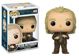 POP! Harry Potter: 48 Peter Pettigrew
