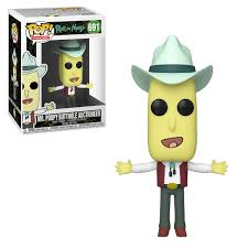 POP! Animation: 691 Rick and Morty, Mr. Poopy Butthole Auctioneer