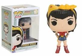 POP! Heroes: 167 DC Bombshells, Wonder Woman