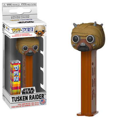 POP! PEZ: Star Wars, Tusken Raider