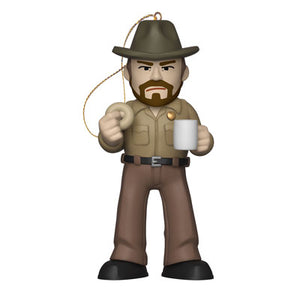 PRE-ORDER 11/2018 - Ornaments: Stranger Things, Hopper