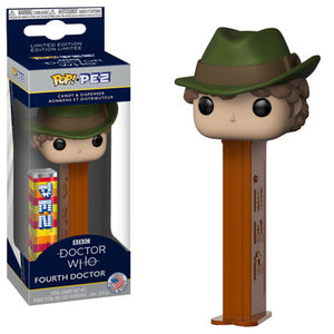 PRE-ORDER - 12/2018 POP! PEZ: Doctor Who, Fourth Doctor