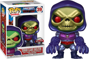 POP! Retro Toys: 39 Masters of the Universe, Terror Claws Skeletor (Special Edition) Exclusive