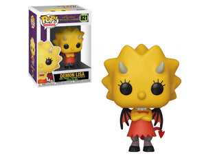 *POP! Television: 821 The Simpsons Treehouse of Horror, Demon Lisa