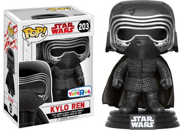 POP! SW: 203 Star Wars, Kylo Ren (Masked) Toys R Us