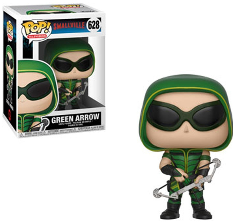 POP! Television: 628 Smallville, Green Arrow