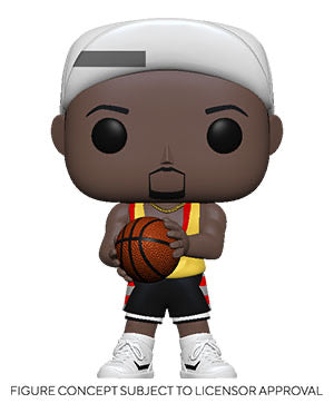 PRE-ORDER - POP! Movies: White Men Can't Jump, Sidney