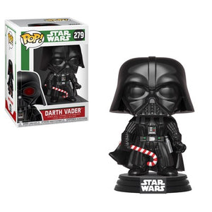 PRE-ORDER - 11/18 POP! SW: 279 Star Wars Holiday Christmas, Darth Vader