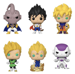 PRE-ORDER - POP! Animation: DBZ S8, Bundle of 6