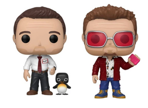 PRE-ORDER - POP! Movies: Fight Club, Tyler Durden (w/Chase) (Bundle of 2)
