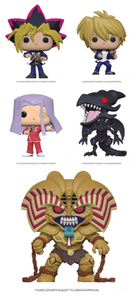 PRE-ORDER - 05/2020 POP! Animation: Yu-Gi-Oh, Bundle of 5