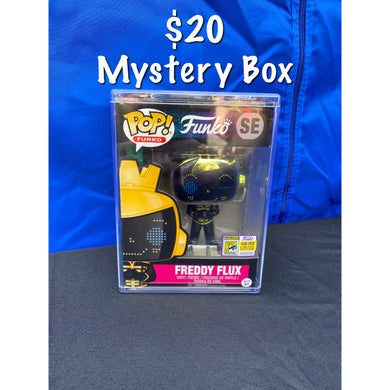 *Mystery Box* with FREDDY FLUX 😉