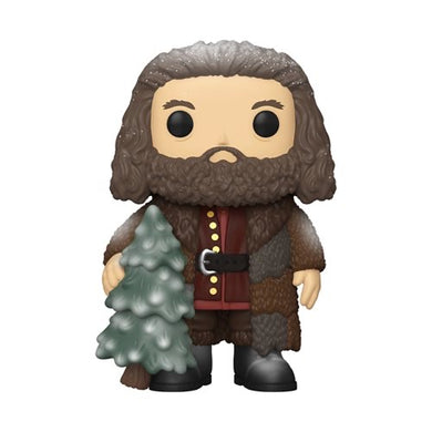 PRE-ORDER - POP! Holiday: Harry Potter, Hagrid (6