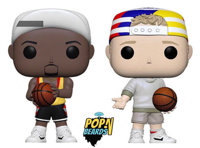 PRE-ORDER - POP! Movies: White Men Can't Jump, Bundle
