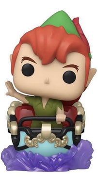 PRE-ORDER - POP! Rides: Disney 65, Peter & Flight