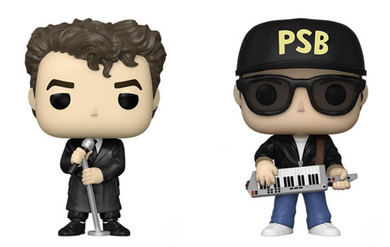 PRE-ORDER - POP! Rocks: Pet Shop Boys, Bundle of 2