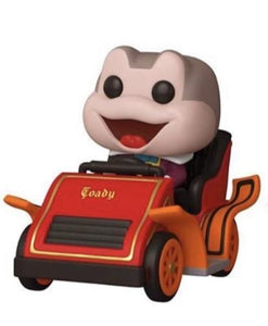 PRE-ORDER - POP! Rides: Disney 65, Mr. Toad in Car