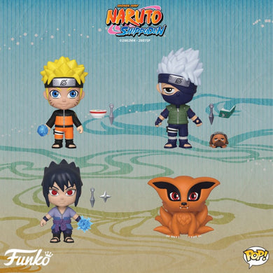 PRE-ORDER - 5 Star: Naruto Bundle of 4