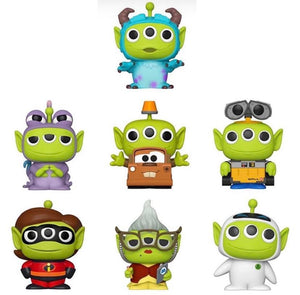 PRE-ORDER - POP! Alien Remix S2 (Bundle of 7)