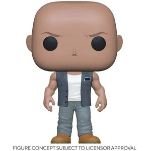 PRE-ORDER - POP! Movies: Fast & Furious 9, Dominic