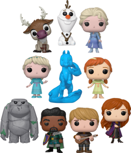 PRE-ORDER - POP! Disney: Frozen 2, Bundle of 10 w/ 6""
