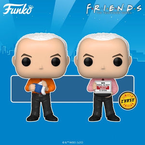 PRE-ORDER - POP! TV: Friends, Gunther (Chase) Bundle of 2