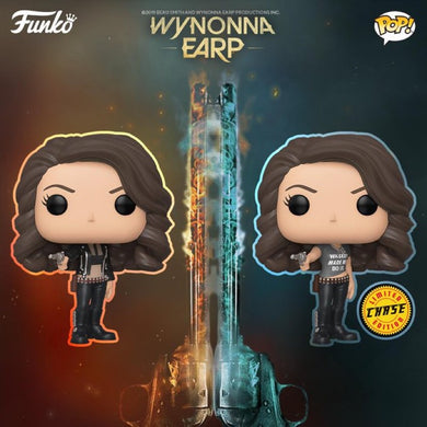 PRE-ORDER - POP! TV: Wynonna Earp, Wynonna Earp Bundle of 2 with Chase
