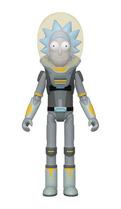PRE-ORDER - Action Figure: Rick and Morty, Space Suit Bundle of 2