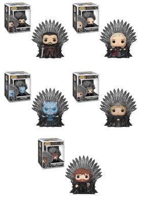 POP! Game of Thrones: Bundle of 5 Thrones