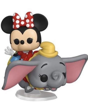 PRE-ORDER - POP! Rides: Disney 65, Flying Dumbo Ride w/Minnie