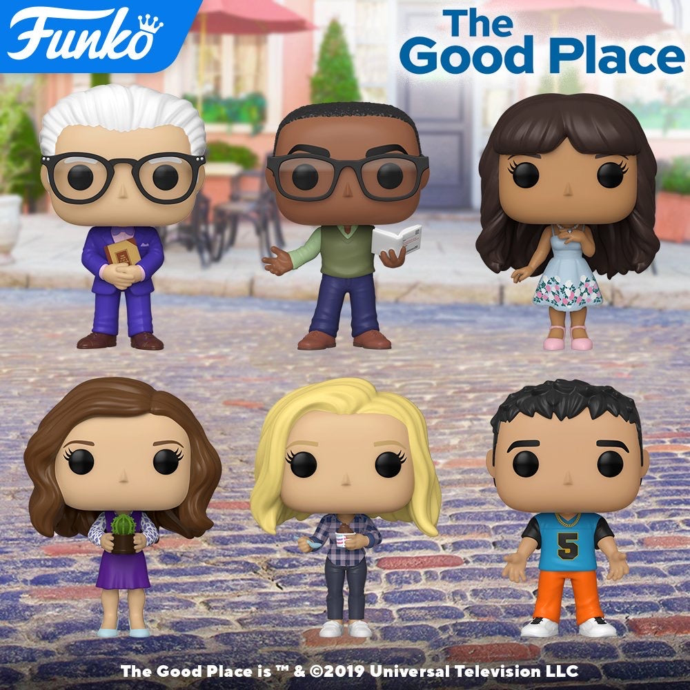 POP! Television: The Good Place (Bundle of 6)
