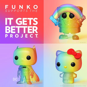 PRE-ORDER - 05/2020 POP! Pride 2020 Support Bundle of 3