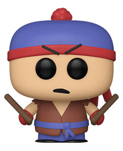 PRE-ORDER - POP! Animation: South Park, Shadow Hachi Stan