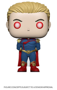 PRE-ORDER - POP! TV:  The Boys, Homelander