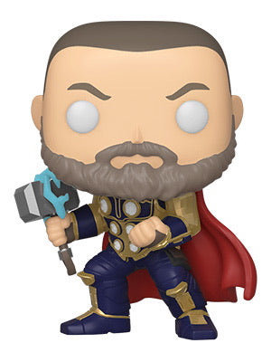 PRE-ORDER - POP! Games: Avengers Game, Thor (Stark Tech Suit)