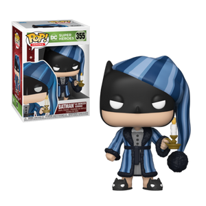 PRE-ORDER - POP! Heroes: 355 DC Holiday, Scrooge Batman