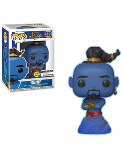 POP! Disney: 539 Aladdin, Genie (GITD) (Amazon)