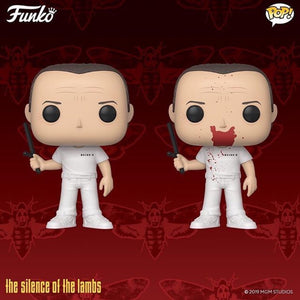 PRE-ORDER - 07/2019 POP! Movies: Silence of the Lambs, Hannibal Bundle of 2