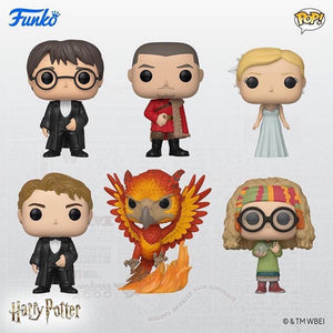 PRE-ORDER - POP! Harry Potter S7 (Bundle of 6)