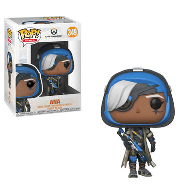 PRE-ORDER - 11/18 POP! Games: 349 Overwatch, Ana