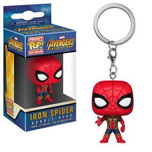 POP! Keychain: Avengers Infinity War, Iron Spider