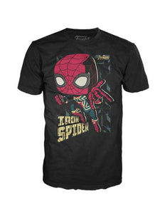 POP! Tees: Iron Spider
