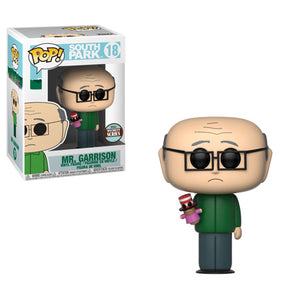 POP! South Park: 18 Mr Garrison (Specialty Series)